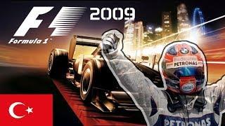 F1 2009 Sezon Robertem Kubicą #7 GP TURCJI