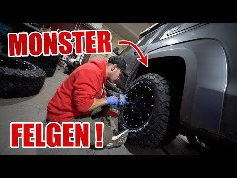 ❗️Die FETTESTEN FELGEN + Reifen