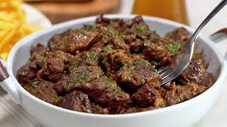Фламандское рагу из говядины Вкус который захочется повторить Рецепт от Всегда Вкусно