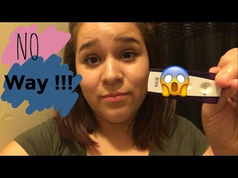 Thumbnail: LIVE PREGNANCY TEST 2017| 3rd Baby?