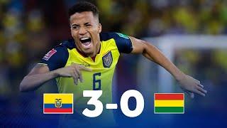 Эквадор  3-0  Боливия видео