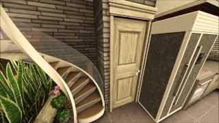 The Sims 3 - Monte Vista House - Building