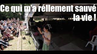 """Ce qui m'a réellement """"sauvé la vie"""" ! - www.regenere.org"""