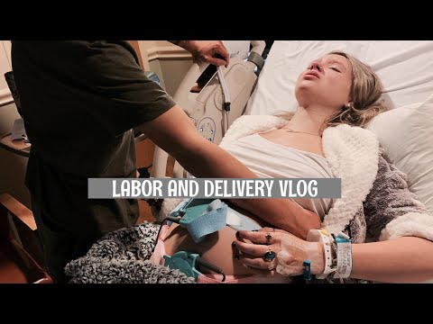 16 & pregnant: LABOR AND DELIVERY VLOG