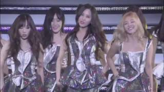 [HD] SNSD- GALAXY SUPERNOVA (LIVE CONCERT)