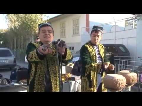 Уникальный трюк узбекскими национальными инструментами Группа ФАЙЗ (Group FAYZ Osh, Kyrgyzstan)