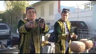 Уникальный трюк узбекскими национальными инструментами Группа ФАЙЗ Group FAYZ Osh Kyrgyzstan