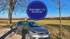 VW Golf Variant 1.5 TSI Bluemotion | Der clevere Golf - Review, Kaufberatung, Test