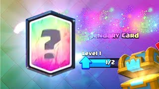 LEGENDARY CARD ОТ CROWN CHEST