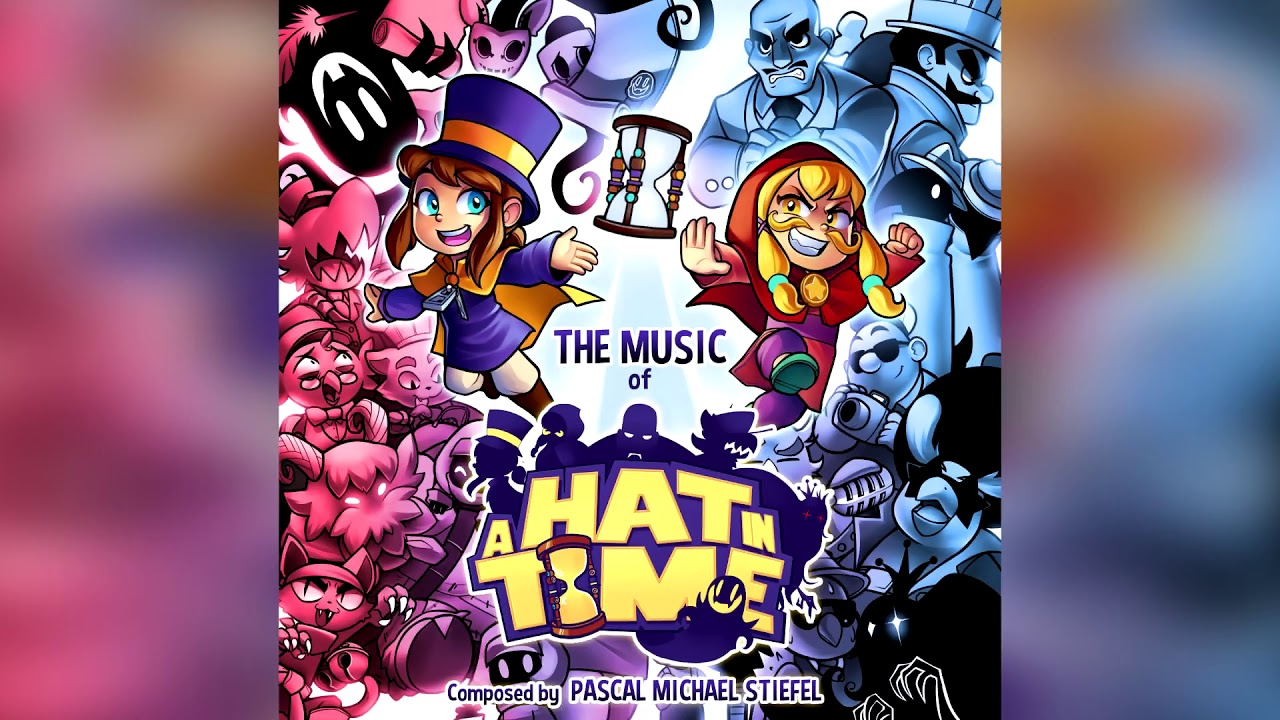The Music of A Hat in Time