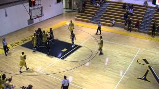HIGHLIGHTS: Men's Basketball vs. Bowie State 12/1/14