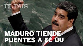 MADURO en la Asamblea de la ONU: