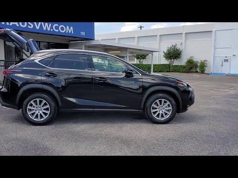 2016 Lexus NX 200t Orlando, Sanford, Kissimme, Clermont, Winter Park, FL 90589A