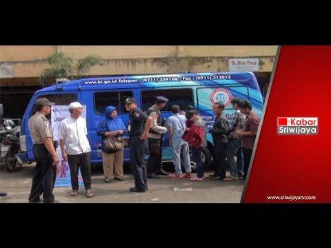 Bank Indonesia Ajak Masyarakat Palembang Tukar Uang Lusuh