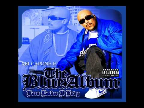 Mr. CaponeE Boy In Blue *NEW 2010* The Blue Album