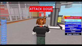 In a McDonald's, when I first played Roblox...-Roblox Vidéo