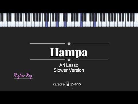 hampa-(higher-key)-ari-lasso-(karaoke-piano)