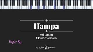 Download Hampa (HIGHER KEY) Ari Lasso (KARAOKE PIANO)