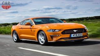 Ford Mustang V8 2018 review  - Car Reviews Channel