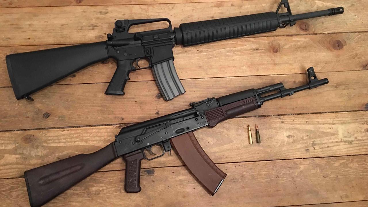 Del-Ton M16A2 HBAR Upper Review