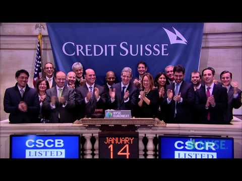 Credit Suisse Highlights Credit Suisse Commodity ETNs