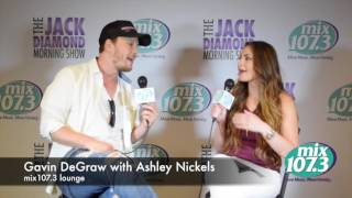 Seven Days of Gavin DeGraw: Touring with Andy Grammer