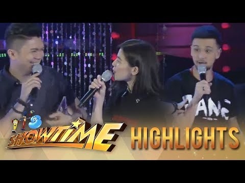 It's Showtime Miss Q & A: Billy almost leaves Anne and Vhong