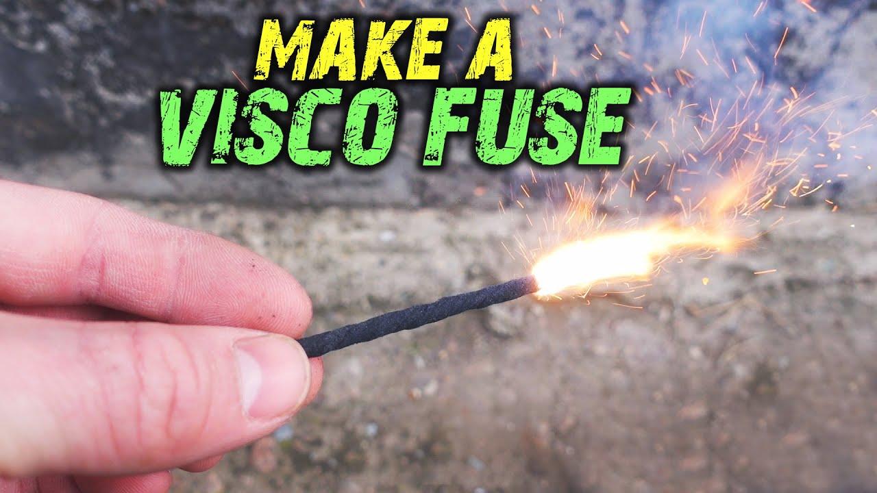 SIMPLE WAY TO MAKE VISCO FUSE