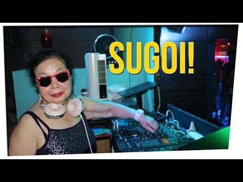 82-Year-Old Woman Finds Calling as a DJ in Tokyo!? ft. Peter Sudarso & DavidSoComedy
