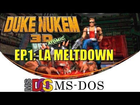 "Duke Nukem 3D: Atomic ""Ep. 1: L.A. Meltdown"" [MS-DOS]"