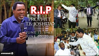 T. B Joshua D!es Mysteriously At 57 Years At Church Premises..