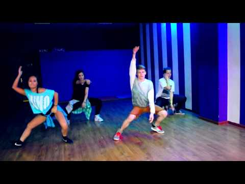 LESCH choreo for give it up to me  Sean Paul feat Keisha Cole