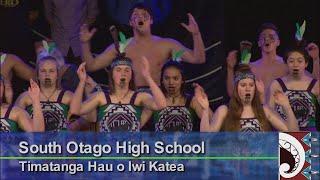 South Otago High School -Timatanga Hau o Iwi Katea