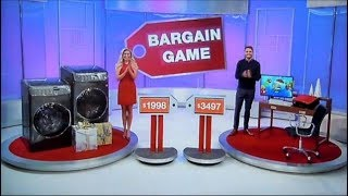 The Price is Right - Bargain Game - 12/18/2017