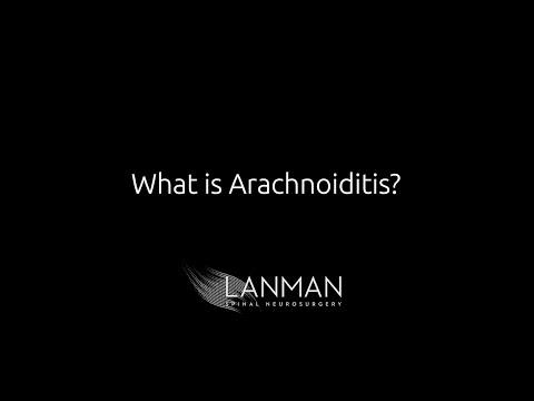 What is Arachnoiditis?