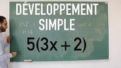 Développement simple