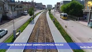 Tarihi Berlin-Bağdat Demiryolu Değişimi - Nusaybin Belediyesi