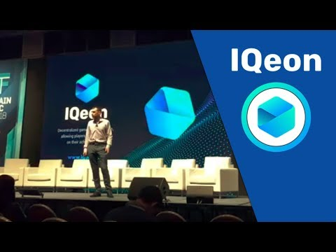 IQeon Participation in Singapore Blockchain Economic Forum ✔️cryptocurrency ico ✔️crypto ✔️invest