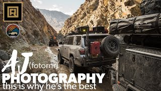 Death Valley Overland - Barker Ranch to Alabama Hills (w fotornr and overlandiowa)
