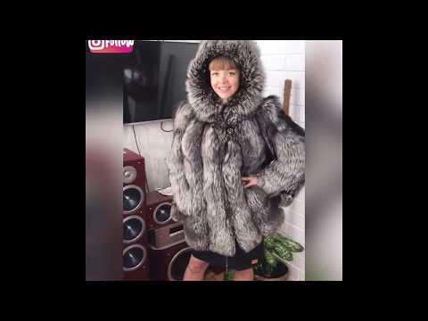 SILVER FOX FUR COAT. Shop sale jacket furs fox or mink jacket vest. Furlove
