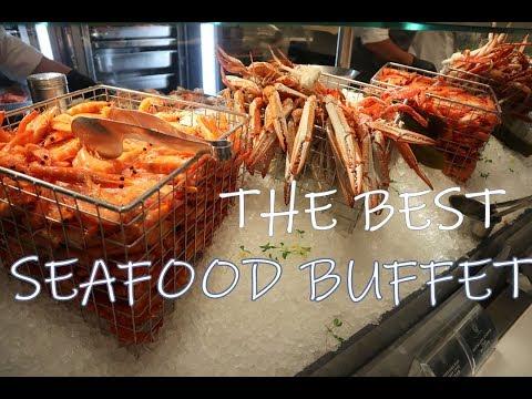 The Best Premium Seafood Buffet Feast L The Star Harvest Buffet L Sydney Australia