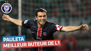 Quand Pauleta était le meilleur buteur de Ligue 1
