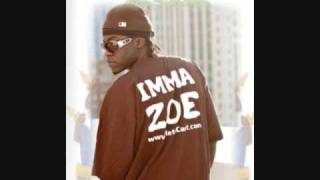 BLACK DADA- IMMA ZOE