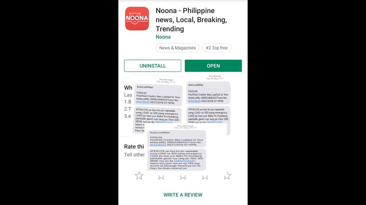 Paanokumita sa bagong apps na NOONA