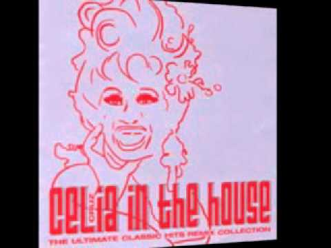 Celia Cruz in the House  Guantanamera Dmenace Remix