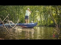 How to Flip and Pitch Wood Cover for the Most Bass Fishing Success