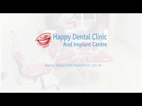 Happy Patient Testimonial at Happy Dental Clinic And Implant Centre, Gandhinagar