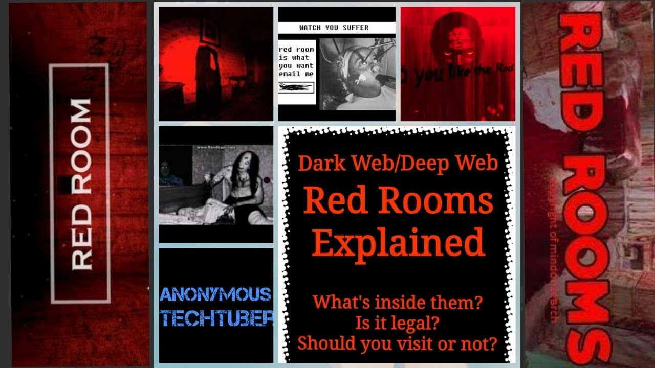 The Secret Behind Red Rooms Deep Dark Web Explained What S Inside Them Hindi