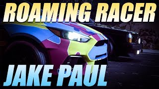 Roaming Racer Jake Paul l Silver Six l Need for Speed Payback