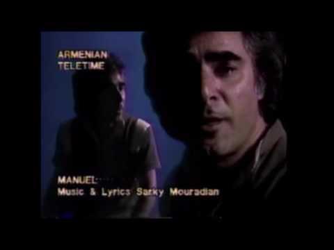 Manuel Menengichian - Yerazner Mayragan [1984 Video]